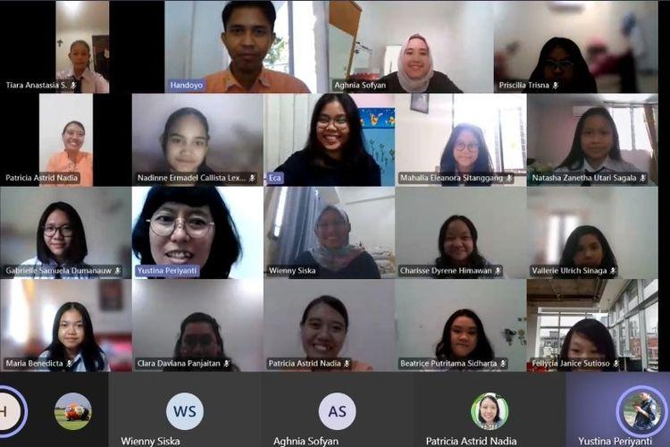 Event: Belajar Menulis Cerita dari Ahlinya di Belajar Bersama GWP!